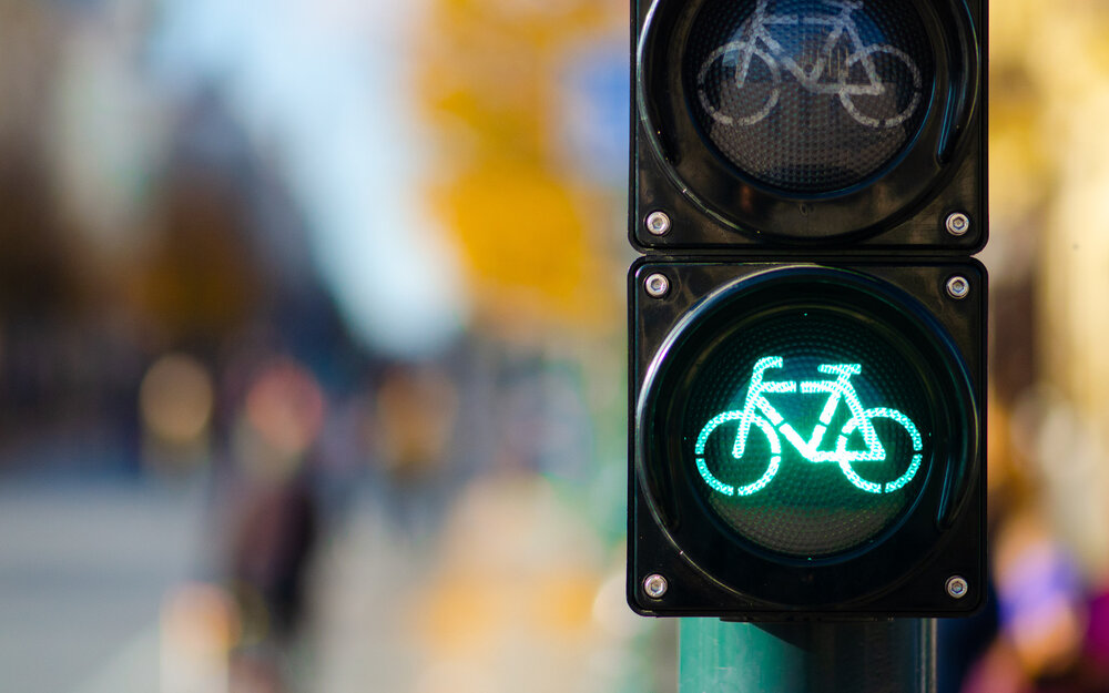 Why should we allocate a day to bicycles?