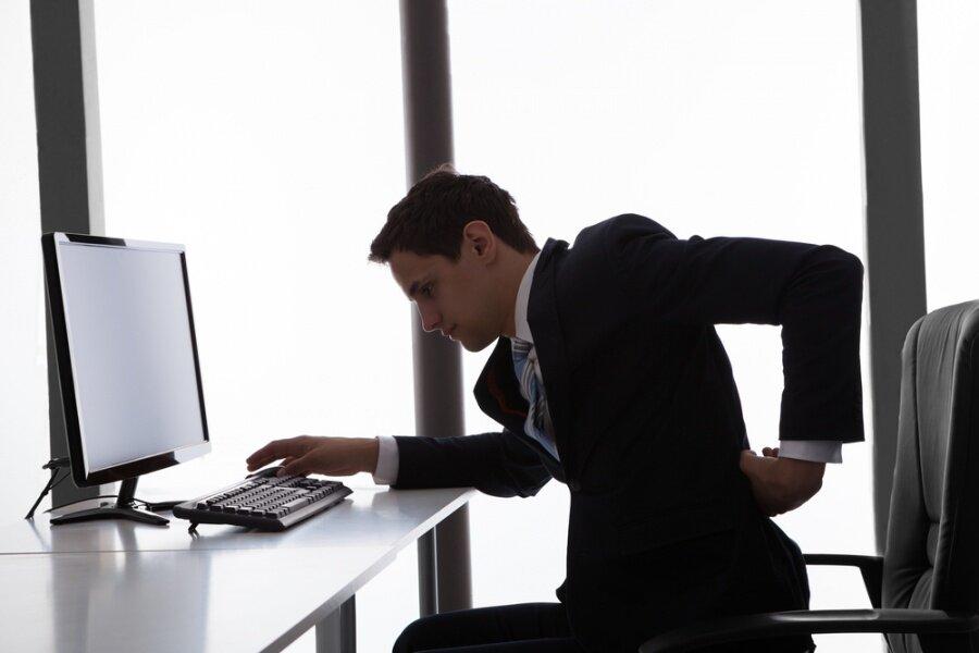 اصول ارگونومی محیط کار برای مدیریت درد