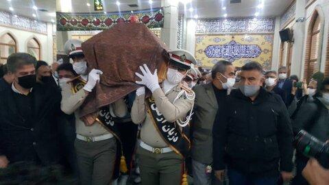 ساعت برگزاری مراسم خاکسپاری پیکر مرحوم استاد شجریان اعلام شد