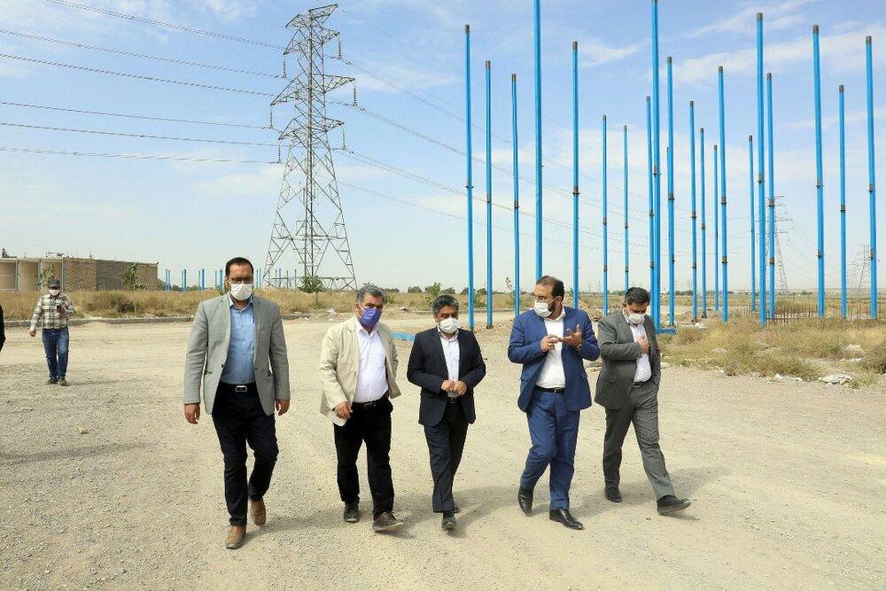افتتاح فاز نخست مجتمعهای پرنده فروشان و خدمات خودرویی در بهمن ماه