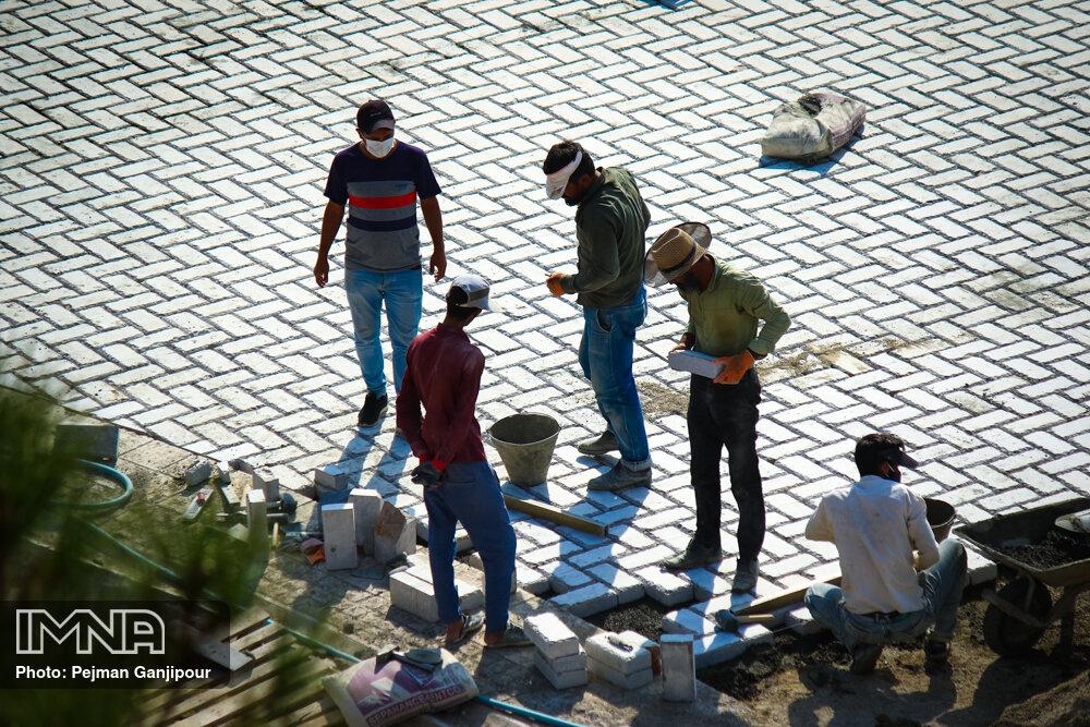 از سرگیری پروژه پیادهراه سازی و پارک مینیاتوری آمل
