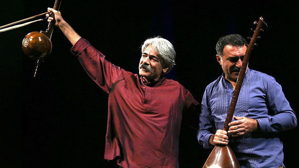 تمجید موسیقیدان ترک از محمدرضا شجریان + فیلم