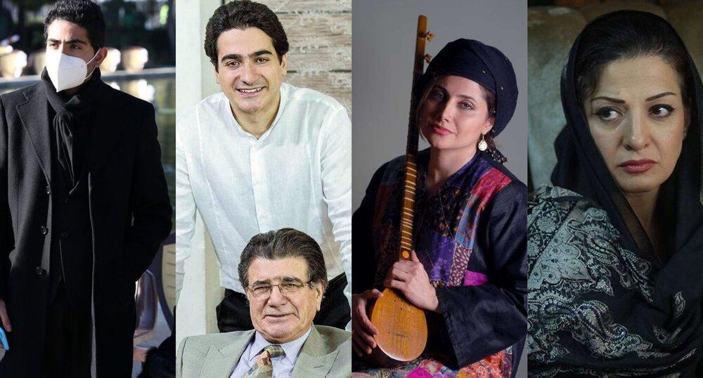 فرزندان محمدرضا شجریان را بشناسید + عکس و بیوگرافی