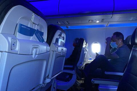 سفر با هواپیما خطر ابتلا به کرونا را افزایش میدهد؟