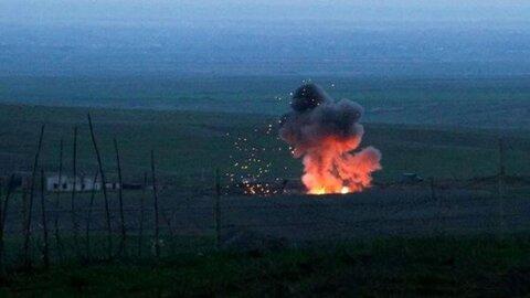 فاطمی نژاد: مهمترین عامل آتش بس در قره باغ روسیه است