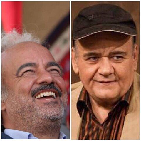 سریال نون خ با سعید آقاخانی و اکبر عبدی کلید خورد