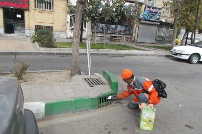 شناسایی کانونهای اصلی مراکز تجمع موشهای فاضلابی در مشهد