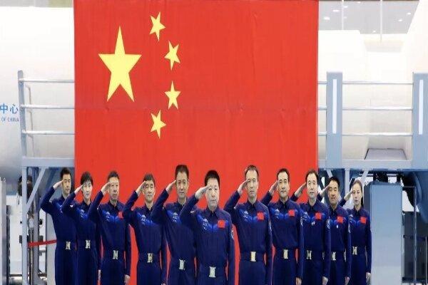 ۱۸ فضانورد چینی به مدار زمین میروند
