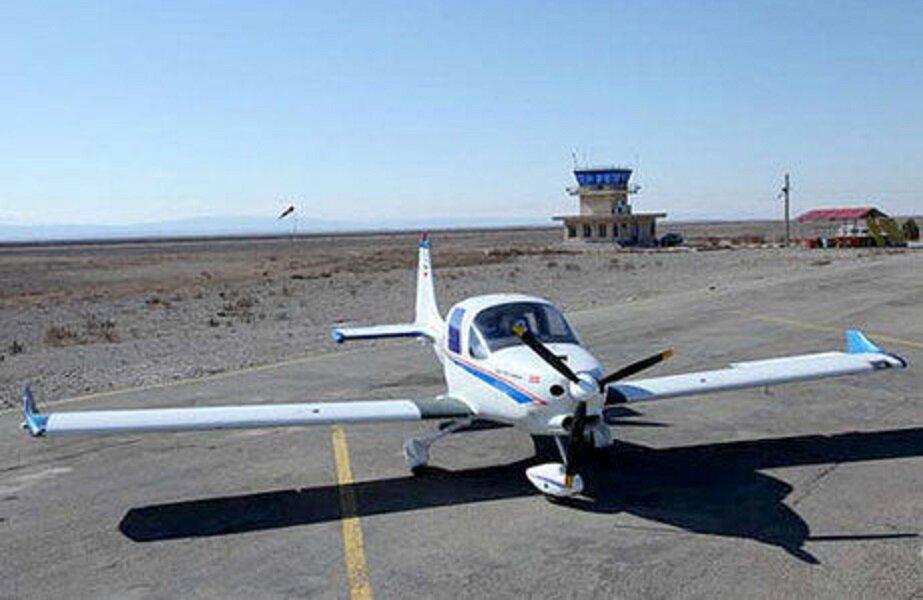 اعلام گزارش اولیه سانحه هواپیمای فوق سبک در اراک