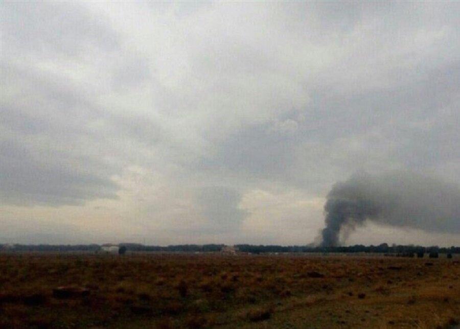 سقوط هواپیما با خلبان زن در شهرکرد + جزییات