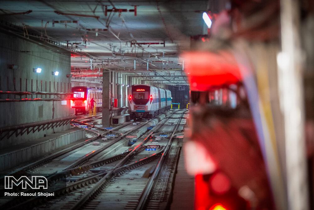 آخرین اقدامات کلیدی پروژه خط ۲ مترو کرج