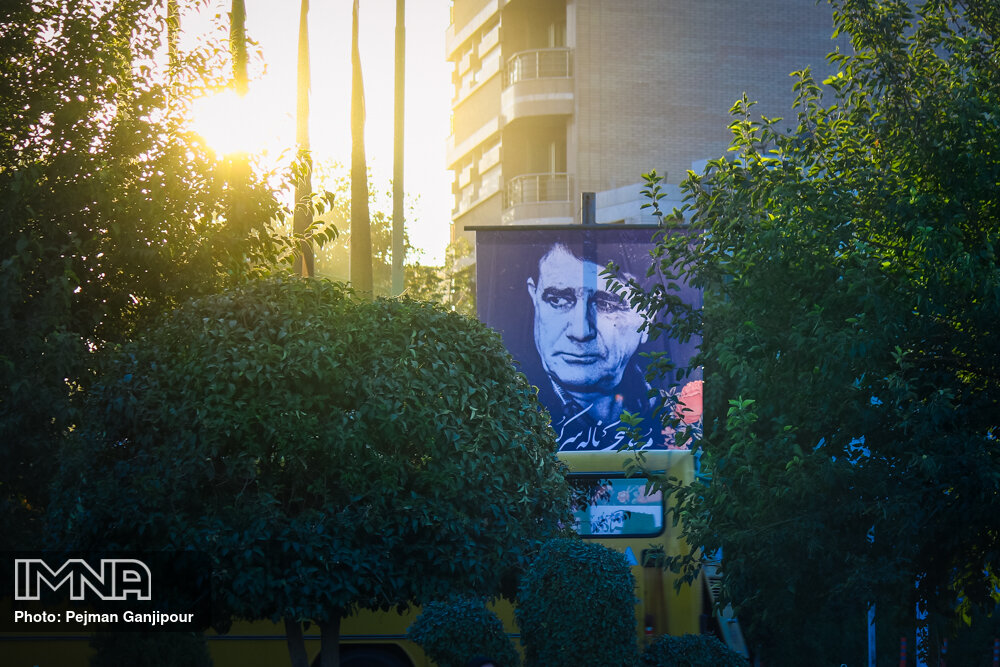 من محمدرضا شجریان، فرزند ایران + فیلم