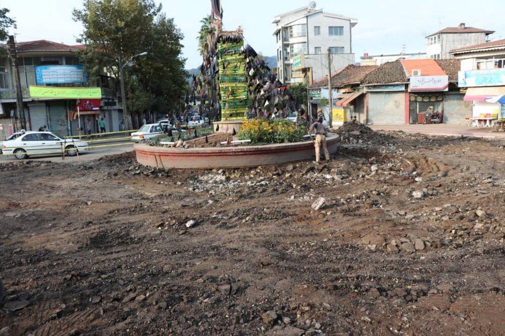 اجرای چهار طرح بازآفرینی شهری در لنگرود