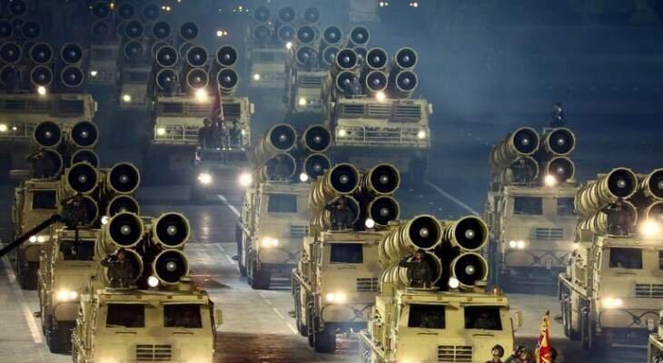 سامانه موشکی جدید کره شمالی مشابه اس -۴۰۰ است
