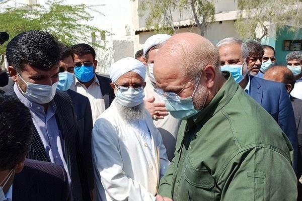 در روز اول سفر قالیباف به سیستان و بلوچستان چه گذشت؟