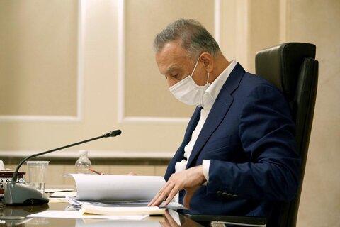 گفتوگوی تلفنی نخست وزیر عراق با شاه اردن و رئیس جمهوری مصر