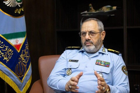 قرارگاه نیروهای واکنش سریع در پایگاه هوایی اصفهان افتتاح شد