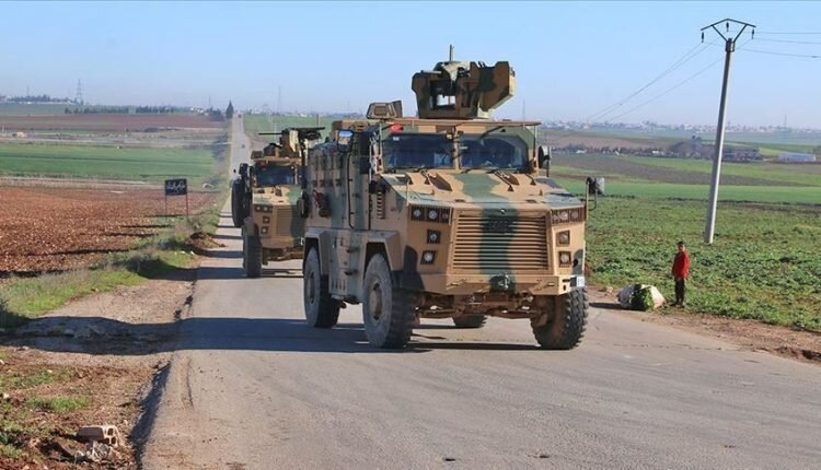 کاروان نظامی ترکیه وارد شمال سوریه شد