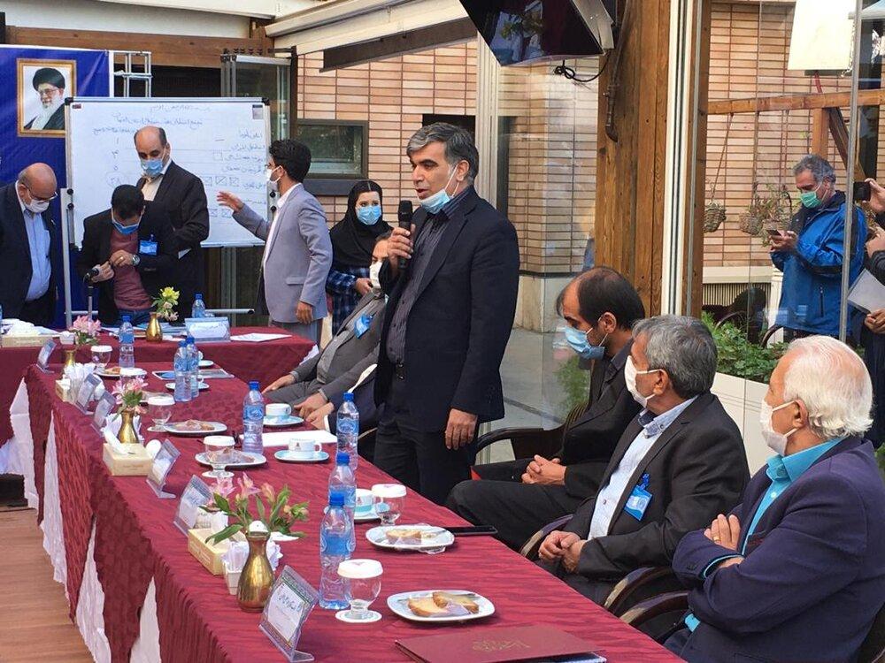 علی طاهری رییس هیئت فوتبال شد