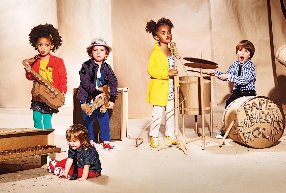 موسیقی و کودکان؛ از فواید تا مضرات احتمالی