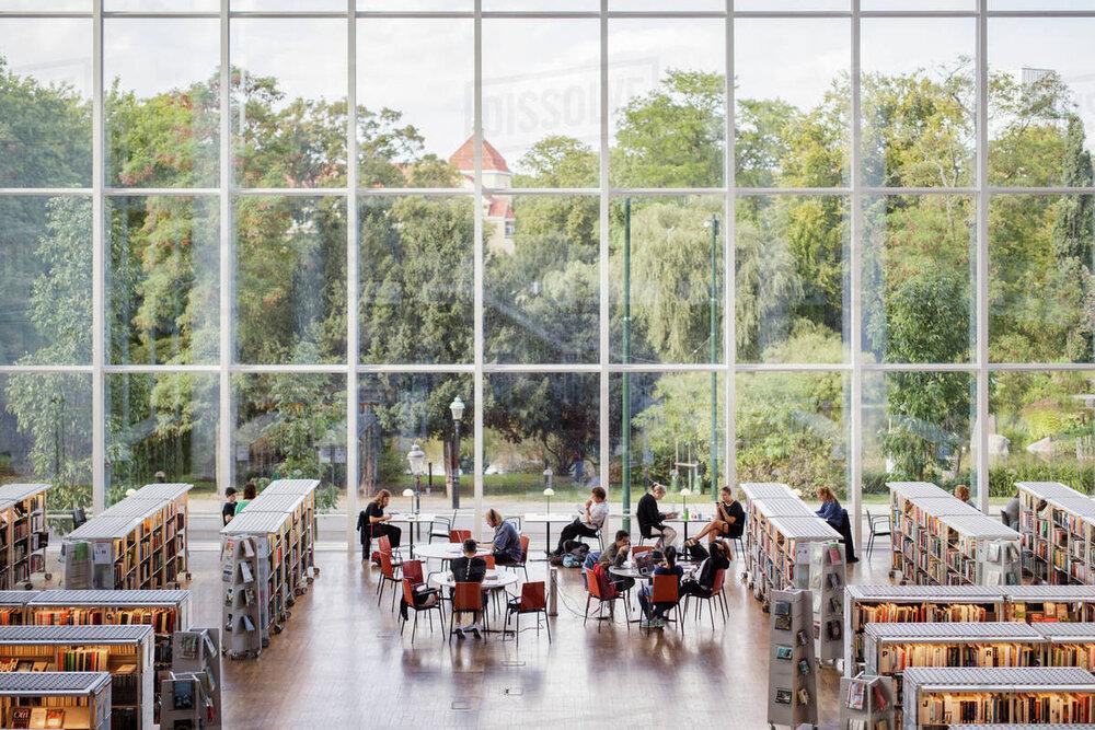 گسترش سبک طراحی اسکاندیناوی در مدارس سوئد