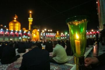 Condolences on martyrdom anniversary of Imam Reza (PBUH)