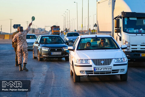 جریمه پلاکهای غیربومی در معابر داخلی شهرهای قرمز و نارنجی/تشریح آخرین وضعیت محدودیتها
