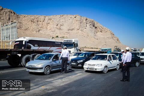 آخرین وضعیت جادههای کشور ۲۴ آذر
