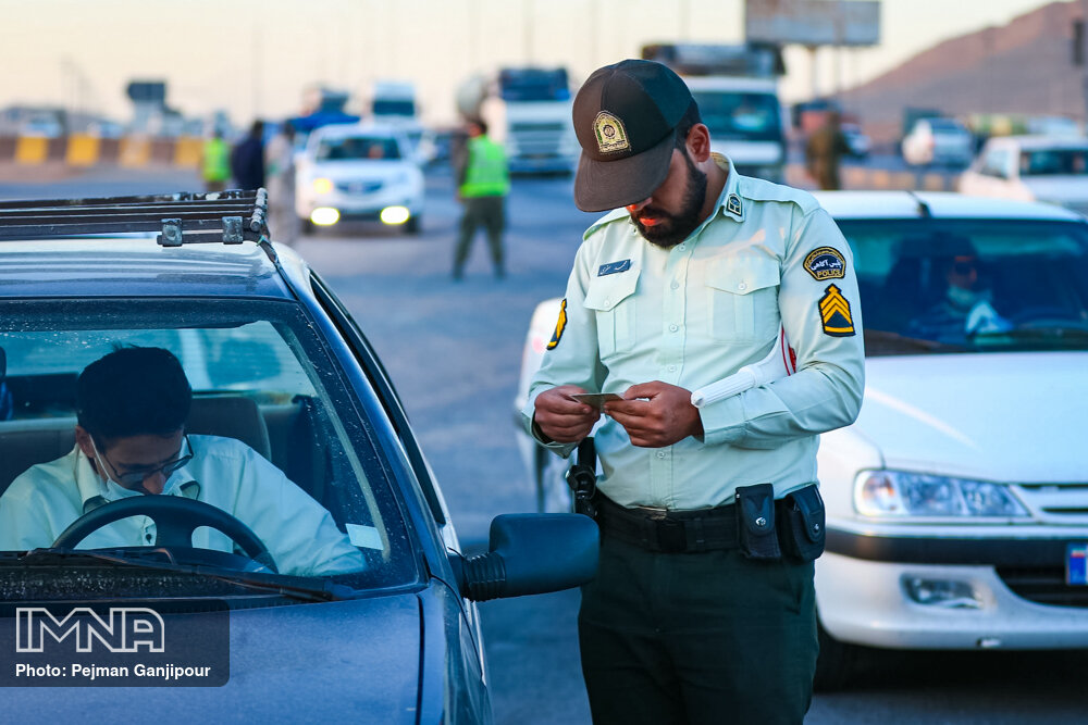 بیش از ۳۷هزار خودرو به دلیل نقض محدودیتهای کرونایی جریمه شدند