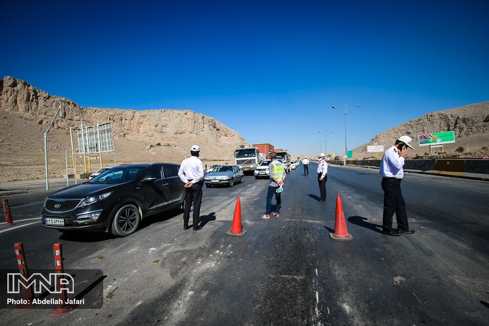 جزئیات اعمال محدودیت و جریمه به کلانشهر اصفهان