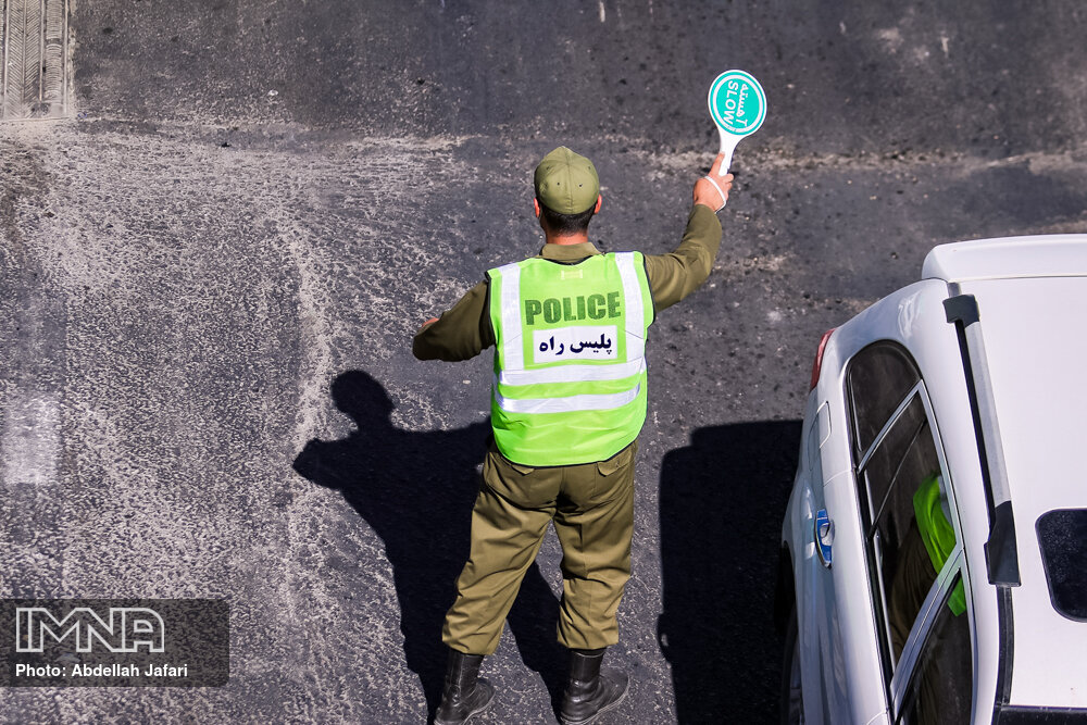سیلی نماینده مجلس به سرباز + فیلم