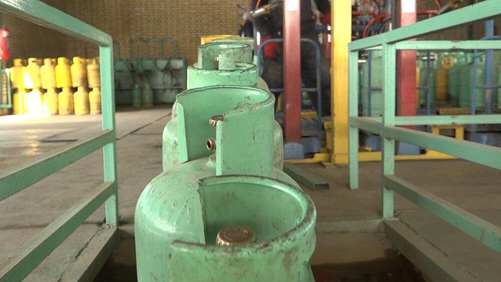 دستگاههای قزوین برای رفع مشکل کمبود گاز مایع اقدام کنند