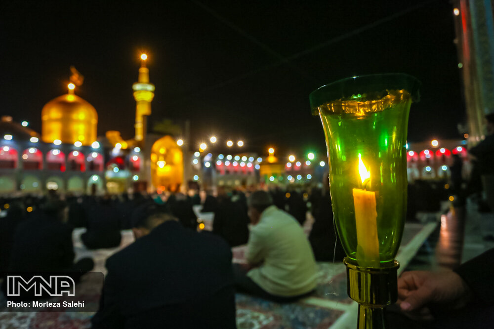 Condolences on martyrdom anniversary of Imam Reza (PBUH)