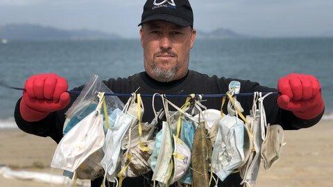 کرونا و تشدید بحران آلودگی پلاستیکی 