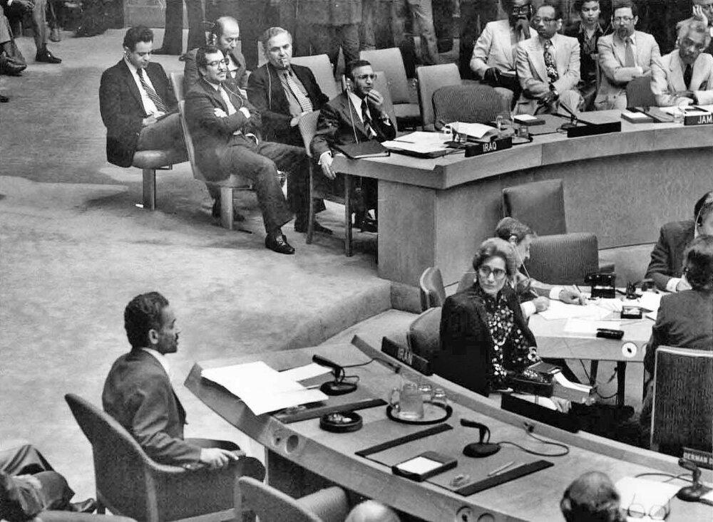 تاریخ سازی شهید رجایی در سازمان ملل