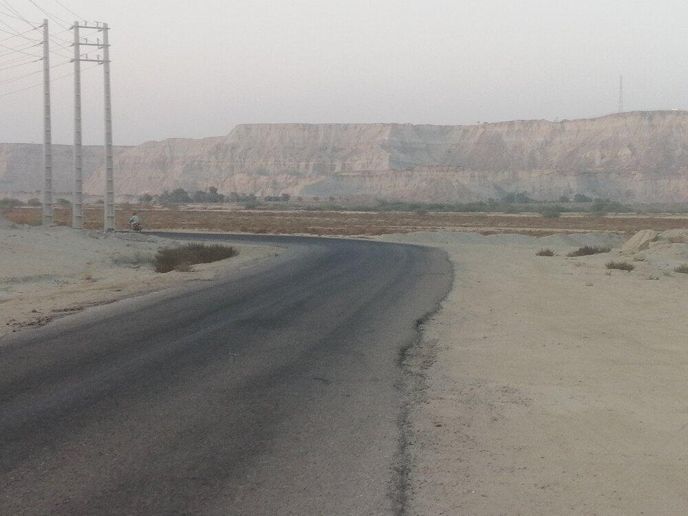جان ساکنان حریم جاده کمربندی گوگد در خطر است