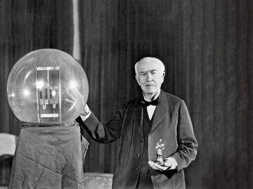 زندگینامه کامل توماس ادیسون + اختراعات و سخنان
