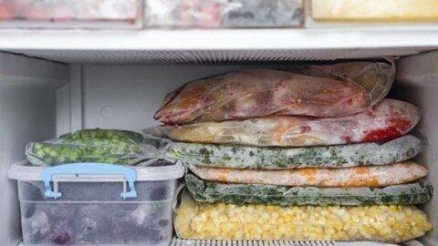 بستههای یخ زده غذایی هم میتواند ناقل کرونا باشد