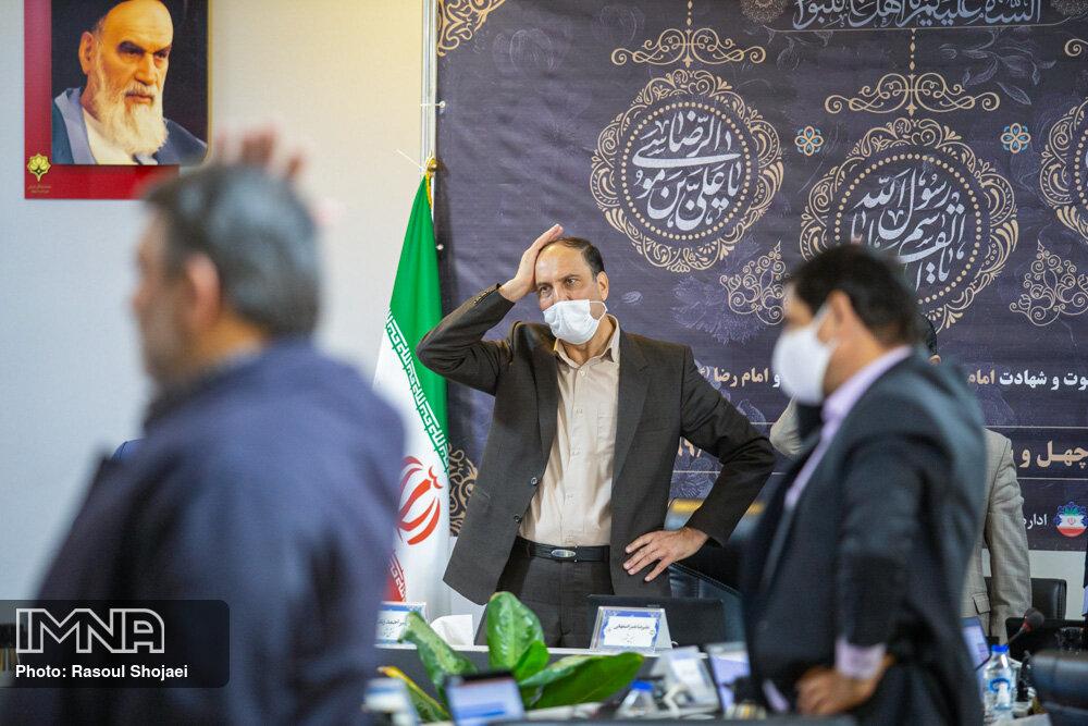 از ورزش صبحگاهی در صحن شورا تا طرح مشکلات ورزش حرفهای و همگانی اصفهان