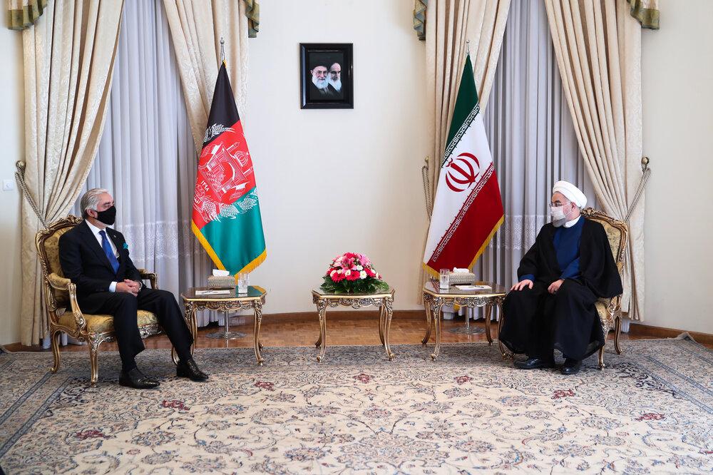 راه حل مشکلات افغانستان مذاکرات سیاسی بین الافغانی است