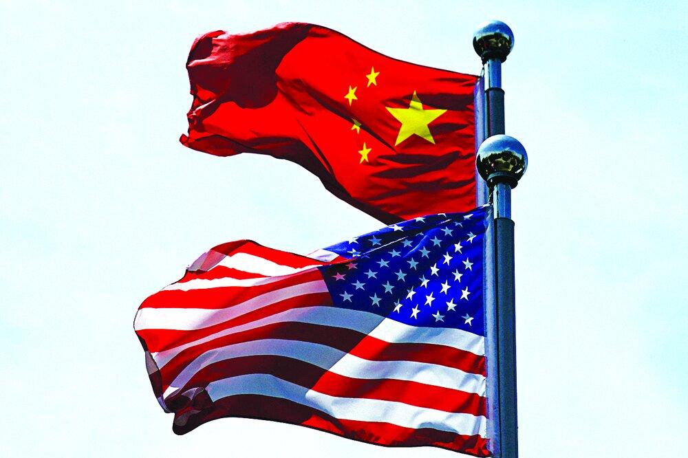 تقابل چین و آمریکا به نفع ایران