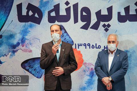 امروز در اصفهان شاهد اوج خلاقیت، نوآوری و ابتکار عمل هستیم