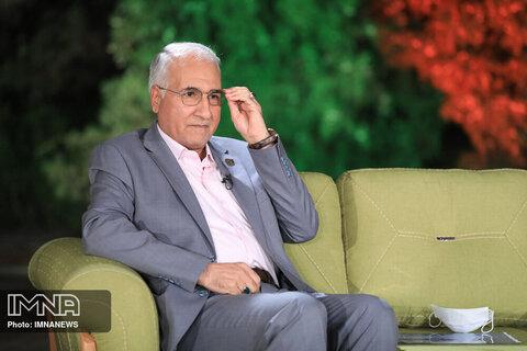 """حضور شهردار اصفهان در برنامه تلویزیونی """" هشت بهشت"""""""
