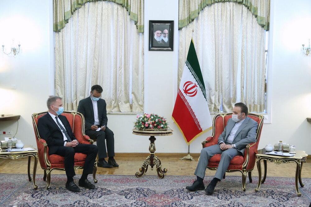 واعظی: آلمان از شرکای سنتی تجاری و اقتصادی ایران است