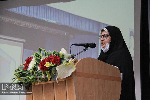 مراسم تکریم و معارفه مدیرکل سازمان بهزیستی اصفهان