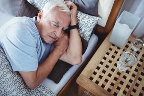 خواب عمیق به پاکسازی مغز از سموم مرتبط با آلزایمر کمک میکند