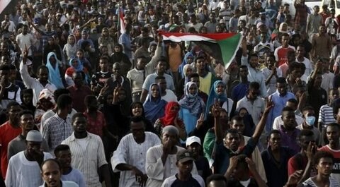 اعتراض سودانیها به توافق سازش خارطوم و تل آویو