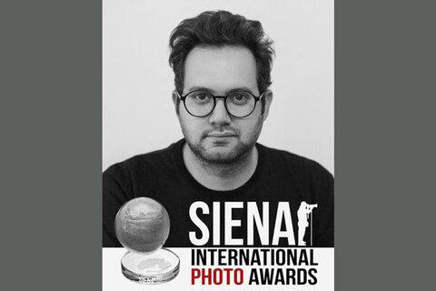 جایزه جهانی برای عکاس ایرانی