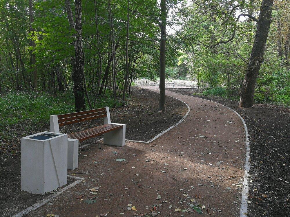 احداث فاز نخست باغ بانوان در شهر کوشک