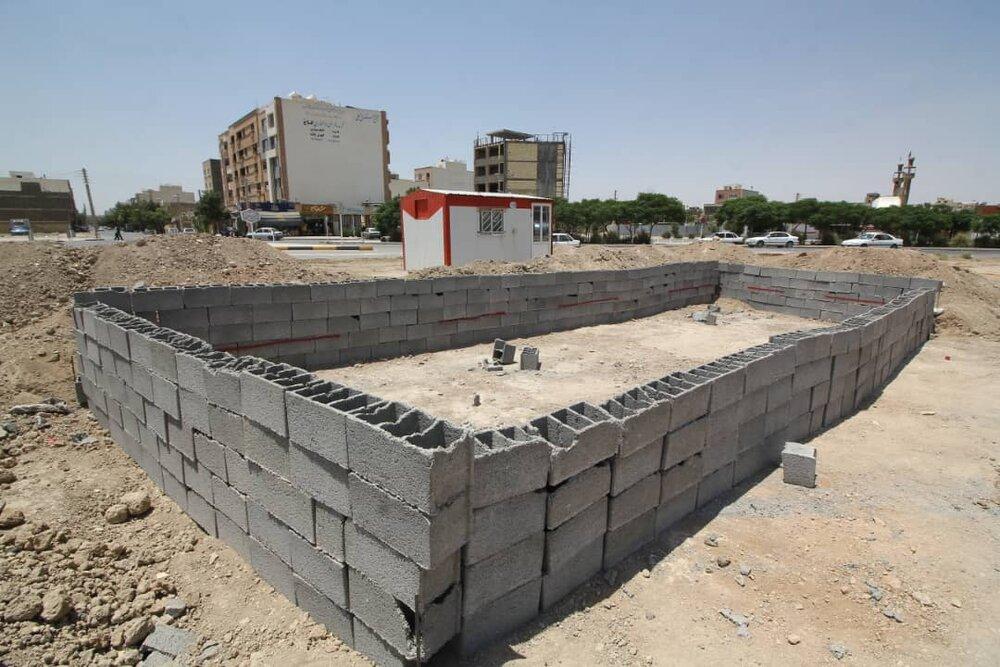 پیشرفت ۴۵ درصدی پروژه میدان حج در منطقه ۷